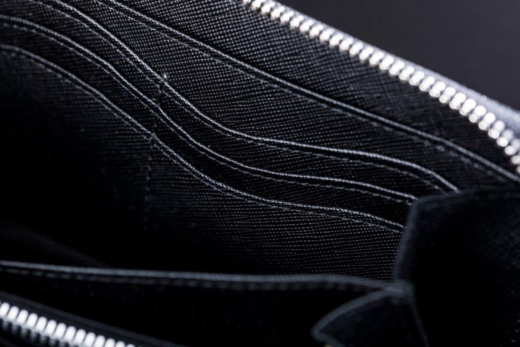 Wallet Black 5